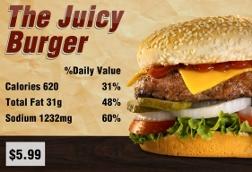 The juicy Burgur